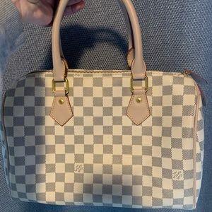 faux Louis Vuitton bag